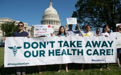 Estados Unidos gasta más en salud que cualquier otro país desarrollado,...