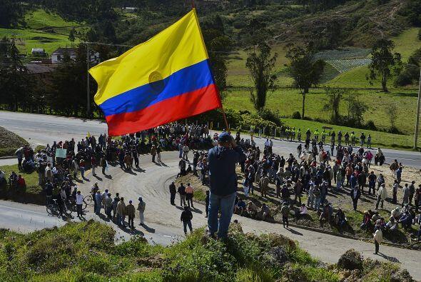 En los departamentos de Nariño (suroeste) y Putumayo (sur), ambos fronte...