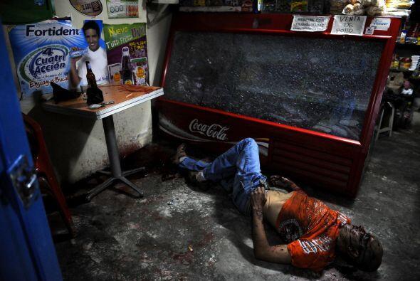 Y Brasil, que no ha publicado las cifras de violencia de este año, tuvo...