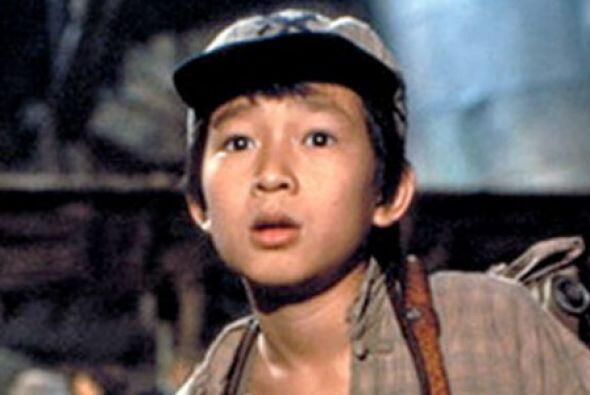 La cinta también significó el debut del chiquitín Ke Huy Quan como Short...