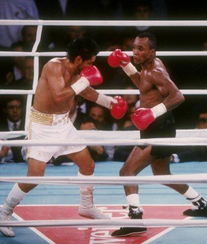 """""""No más""""El 20 de junio de 1980 Roberto Durán hizo su primer pelea por el..."""