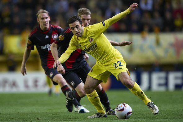 En el caso de un conjunto español, el Villarreal sólo cumplía con el trá...