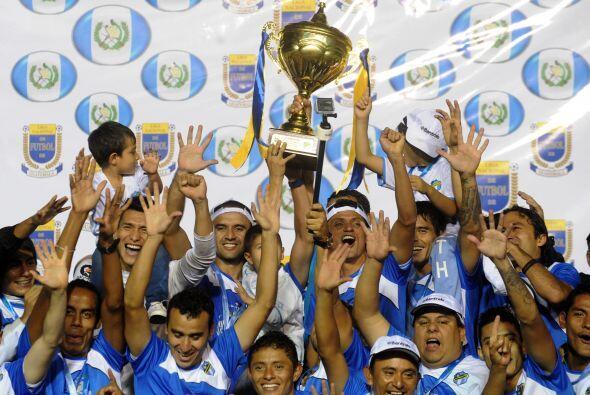 Con este título Los Cremas llegaron a un palmarés de 30 campeonatos y pa...