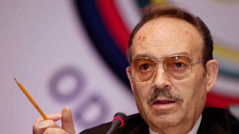 El dirigente y empresario marcó una época en el deporte de México con el...