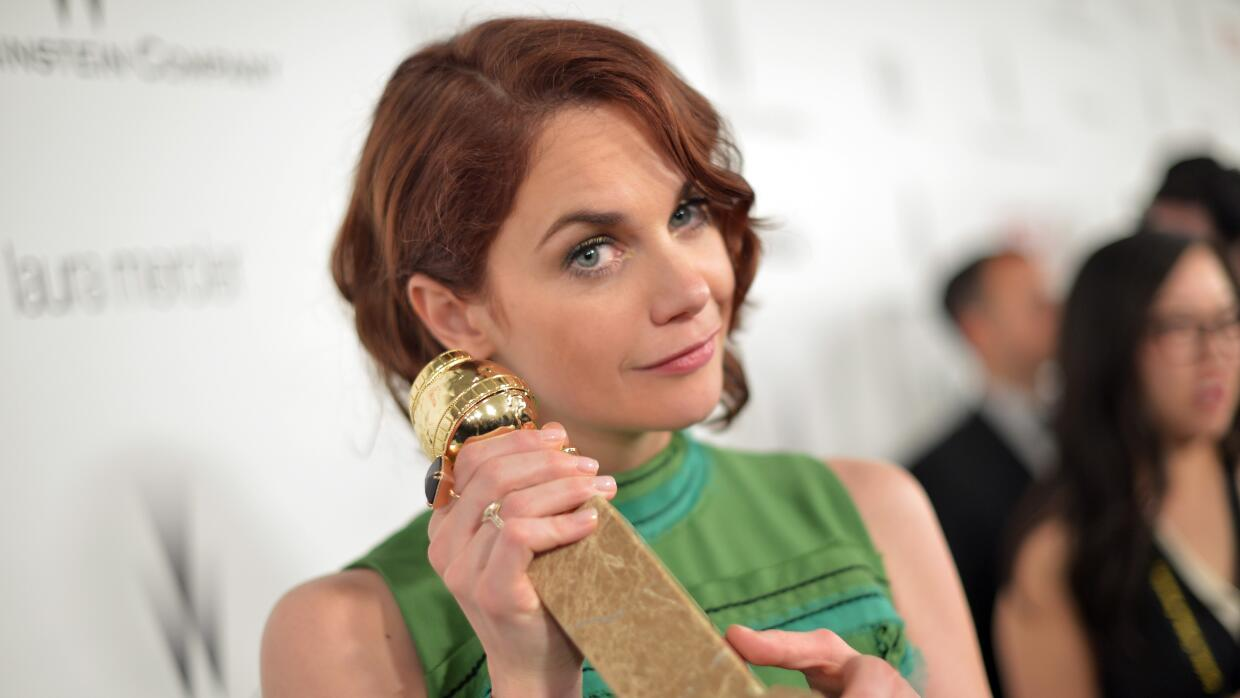 Actress Ruth Wilson attends 2015 Golden Globes After Party