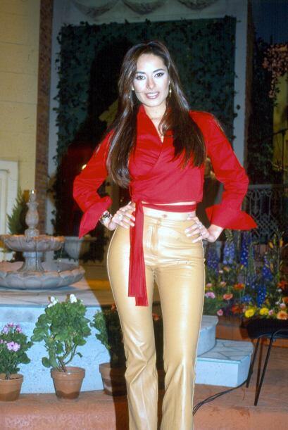 """Participó en la telenovela """"Tres Mujeres"""" a lado del ac..."""