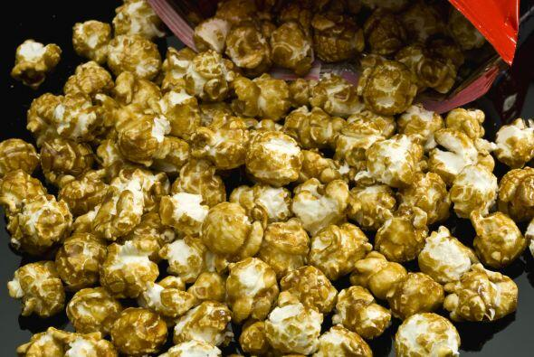 Infaltable. Como en el cine, necesitas tener palomitas y dulces en tu ev...