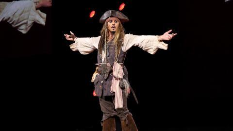 La entrega más reciente de la saga 'Los piratas del Caribe' podr&...