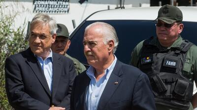 Niegan a expresidentes visitar a Leopoldo López
