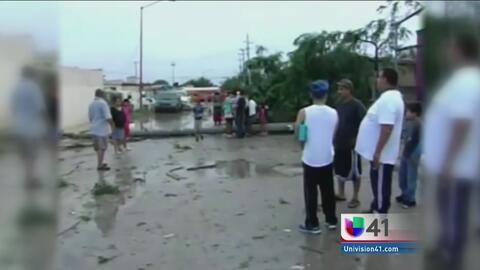 Sobrevivientes de Ciudad Acuña se salvan por poco