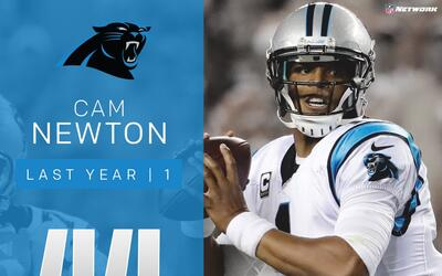 #44: Cam Newton (QB, Panthers) | Top 100 Jugadores 2017