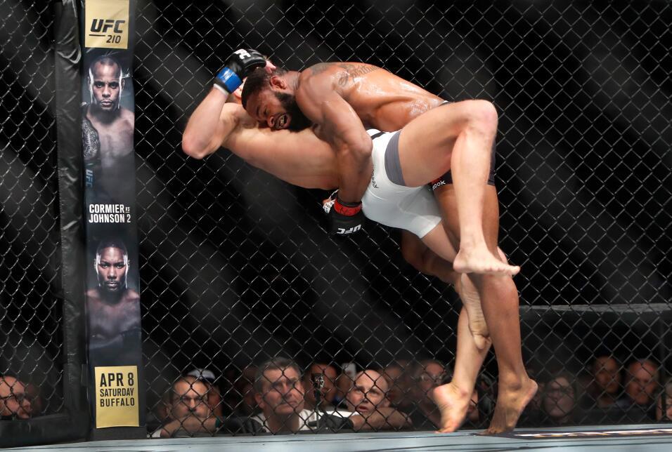 El estilo de karate de Stephen Thompson no fue suficiente para arrebatar...