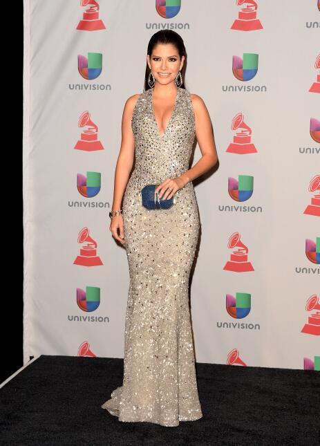 En el 2013, la presentadora de televisión Ana Patricia lució un vestido...