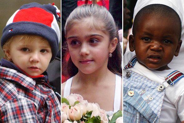 Mira el antes y después de la adoración de la cantante: sus cuatro hijos...
