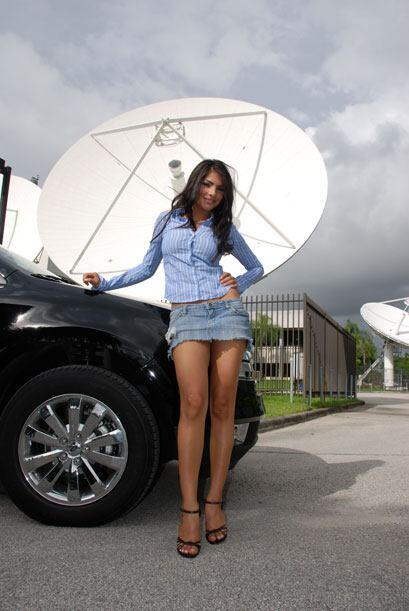 Alejandra nos dijo que no se fija en los hombres por el auto que manejan.