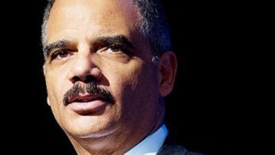 El Secretario de Justicia de Estados Unidos, Eric Holder, comparecerá es...