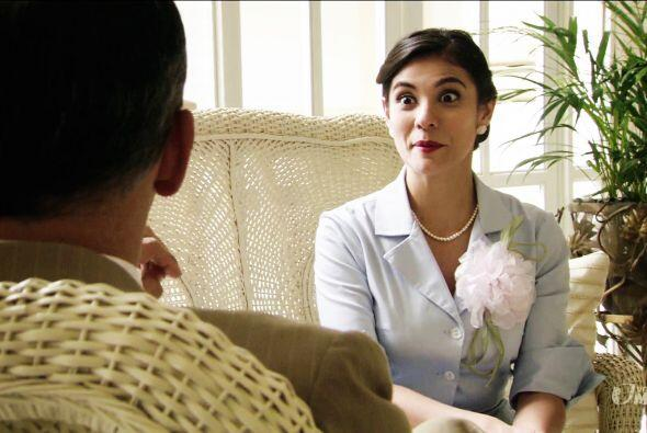 Mariana se llevó una grata sorpresa al saber que Lázaro se...