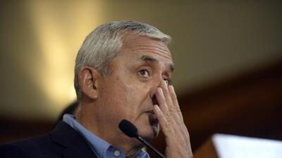 Otto Perez Molina tendrá que aclarar casos de corrupción