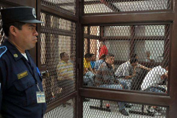 'El cachetes' fue sentenciado por los delitos de tráfico de drogas, tran...