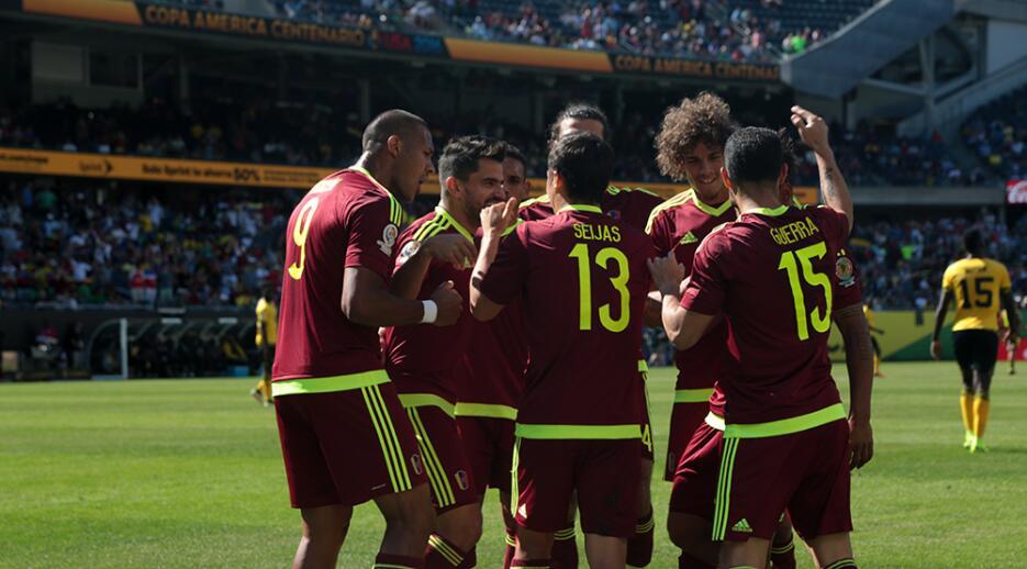 Venezuela se enfrentará a las selecciones de México y Uruguay.