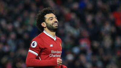 Mohamed Salah desprecia al Real Madrid y asegura que se queda en en el Liverpool