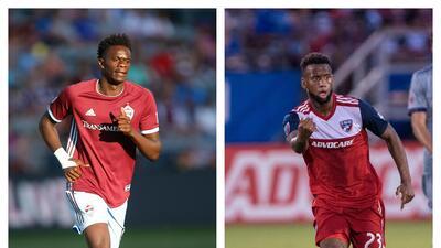 Intercambio de piezas: FC Dallas incorpora a Dominique Badji, mientras que Colorado suma a Kellyn Acosta