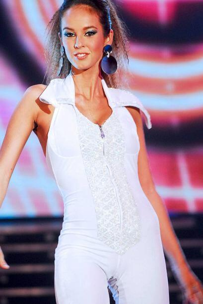 Pero de alguna forma, Gaby quería explotar su carrera como modelo.