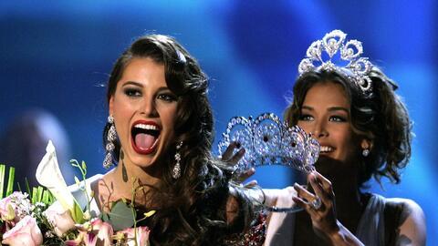 De Venezuela han salido muchas de las mujeres que se coronaron como Miss...