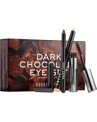 Bobbi Brown Dark Chocolate Eye Set