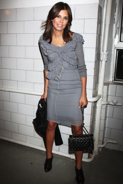 Daria Zhukova es una sexy modelo, diseñadora de moda y editora en jefe d...