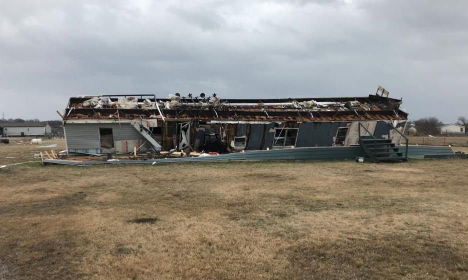 Tormentas causan destrozos al sur de Fort Worth screen-shot-2018-02-20-a...