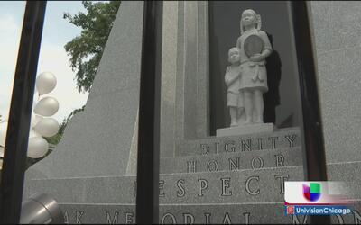 Paz para familiares de fallecidos en cementerio Burr Oak