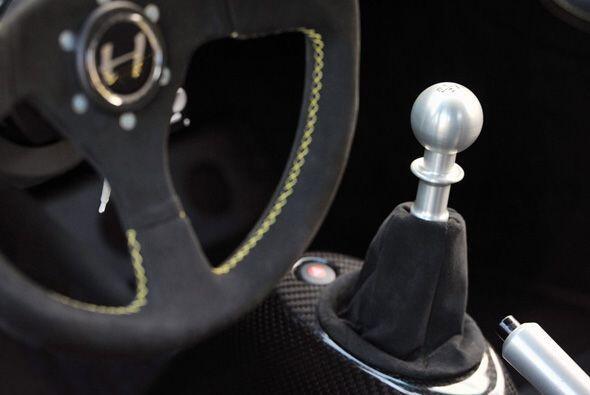 Hennessey Venom GT 2011Basado en un Lotus Exige severamente modificado,...