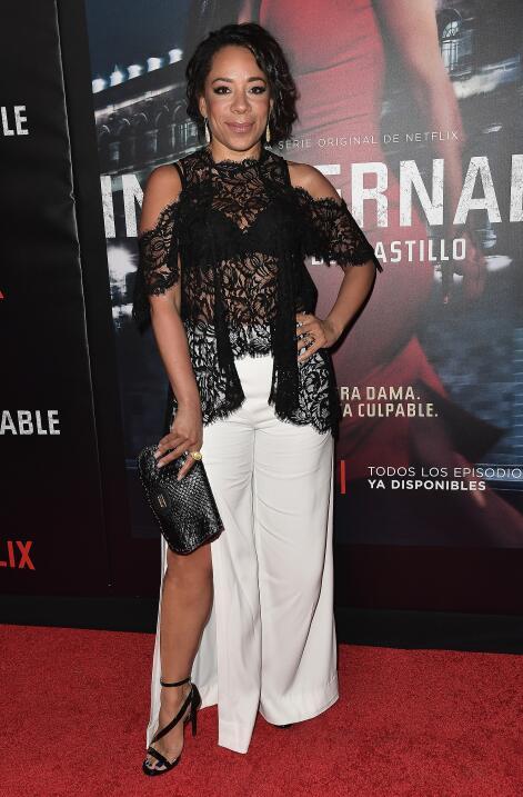 Selenis Leyva, la firme Gloria Mendoza de 'Orange is the New Black&#...