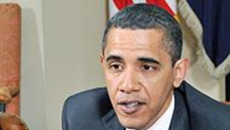 Obama mantuvo una reunión con su equipo de asesores legales la semana pa...