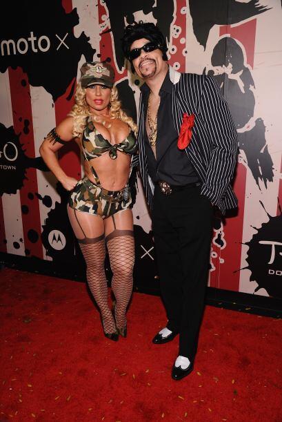 CoCo y su esposo Ice-T, son una genial pareja.