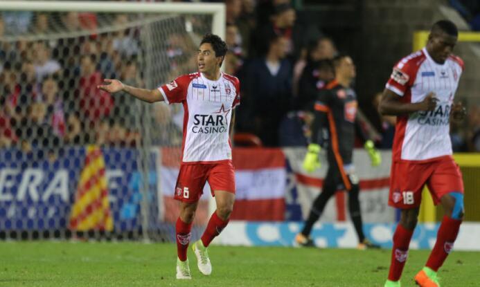 (Pro League) - Mouscron [3]-2 AS Eupen: la excelente temporada para Omar...