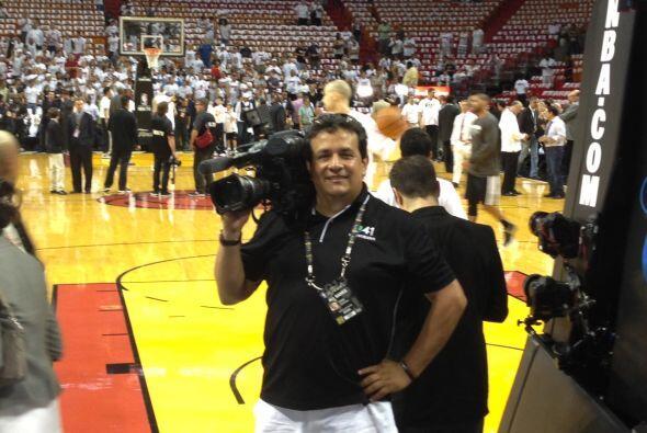 Rafael Carderera San Antonio Spurs