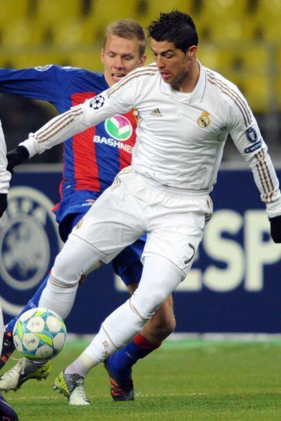 Por fin debutó el Real Madrid en los Octavos de Final de la actua...