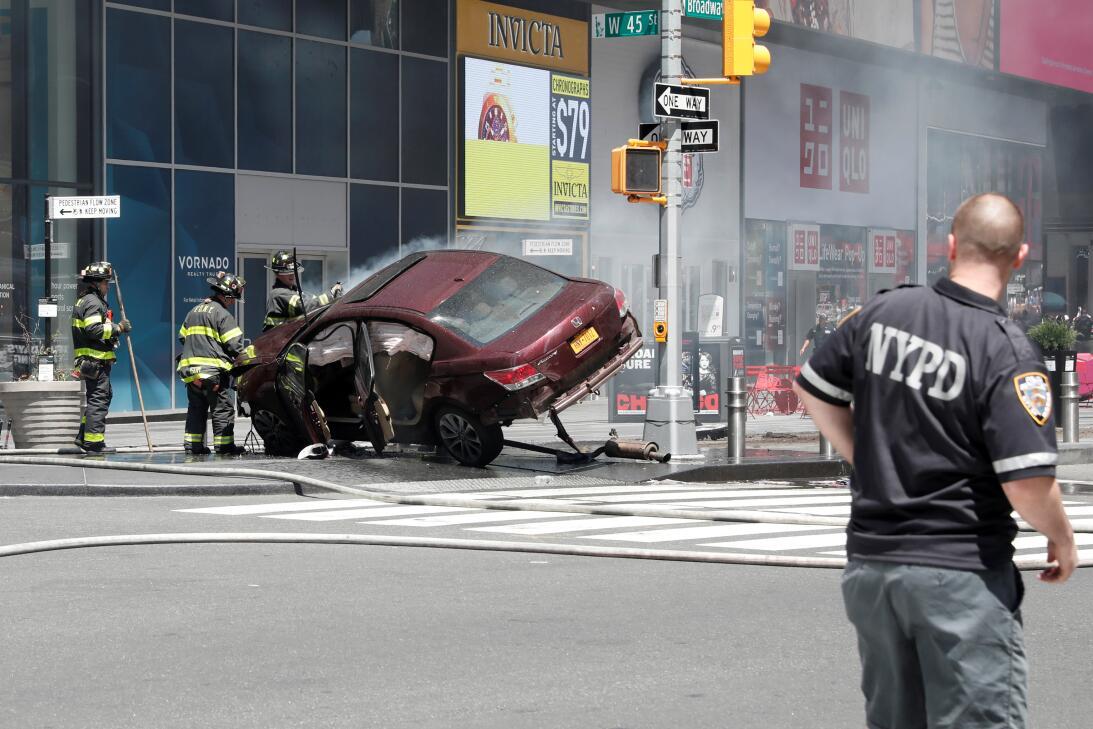 New York Car