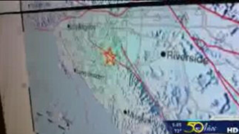 Dos sismos de misma maginitud preocupan a californianos