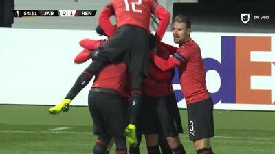 ¡GOOOL! Clément Grenier anota para Rennes