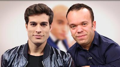 Así luce Danilo Carrera calvo tras la victoria de el Tri (y Carlitos 'el productor' también)
