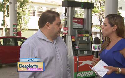Estaciones de gasolina son revisadas por el Departamento de Asuntos del...
