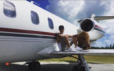 Se estrella una avioneta donde viajaba J Balvin