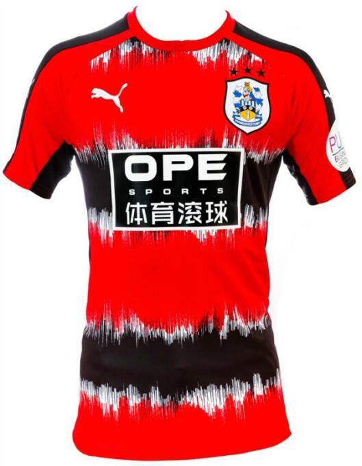 6. Huddersfield Town - Puma (Inglaterra)
