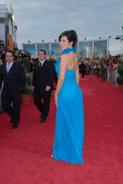 Giselle de azul turquesa