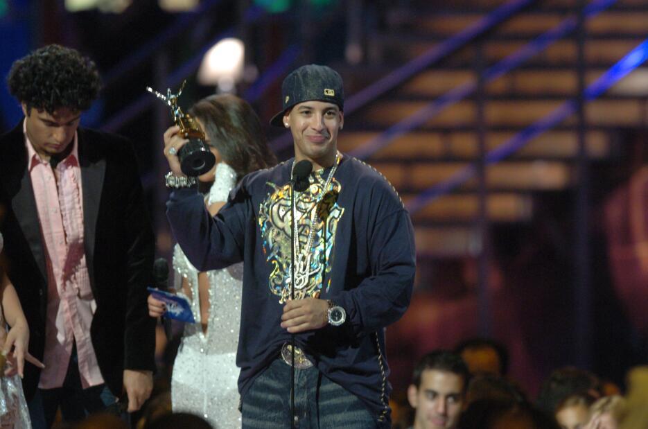 Daddy Yankee en PJ  2005
