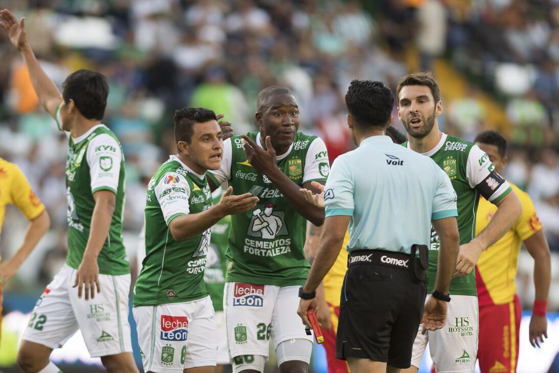 En fotos: Con 'hat trick' de Raúl Ruidíaz, Morelia se lleva los tres pun...