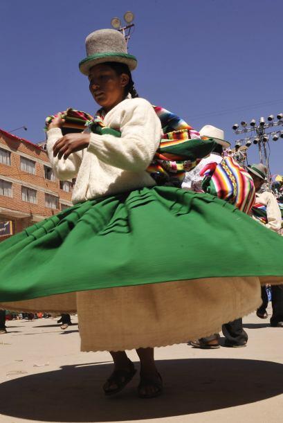 En las celebraciones de las 'comadres' alrededor de 11,000 mujeres dan r...